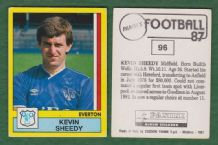 Everton Kevin Sheedy Eire 96